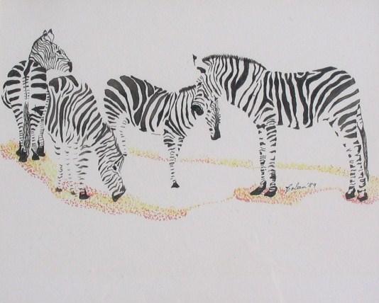 Zebra Grouping